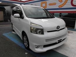 トヨタ ヴォクシー 2.0 Z HDDナビ・バックカメラ・ETC