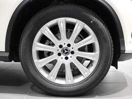 【Mercedes-Benz純正アルミホイール】大径の20インチ10スポークアルミホイールを装着♪