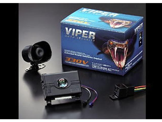 バイパー330Vは純正キーレスエントリー$スマートキーに連動したモデル。車両純正のキーレスエントリーやスマートキーによるロック/アンロック操作によりVIPERの作動/解除が可能。