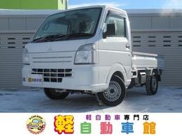 三菱 ミニキャブトラック 660 M 4WD e-アシスト ABS