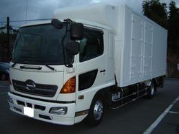 日野自動車 レンジャー 2.95t冷凍車低温 2室式 サイドドア付