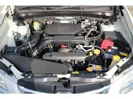 経済性に優れた2リッターNAエンジン搭載モデルです。