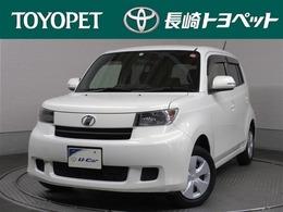 トヨタ bB 1.3 S CD/1オーナー/キーレス/記録簿/走行6.1万K