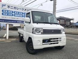 三菱 ミニキャブトラック 660 40周年記念スペシャル 4WD MT