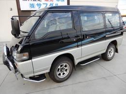 三菱 デリカスターワゴン 2.5 アクティブワールド ハイルーフ ディーゼルターボ 4WD 特別仕様車 ターボ 8人乗