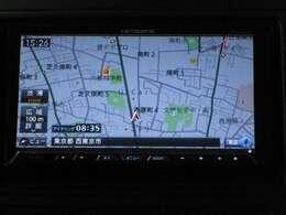 カロッツェリア 7インチSDナビゲーション(AVIC-ZH07)フルセグTV Bluetoothオーディオ CD/DVD再生 SD録音