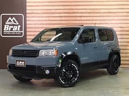 ホンダ クロスロード 2.0 20X 4WD Jeep純正色アンヴィル 新品AW&MTタイヤ