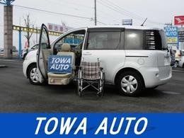 トヨタ シエンタ 1.5 G ウェルキャブ 助手席リフトアップシート車 Bタイプ リモコン付