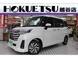 ダイハツ トール 1.0 カスタムG 未使用車・純正9型SDナビ・ドラレコ