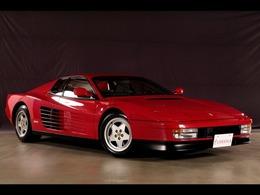 フェラーリ テスタロッサ 4.9 1オーナー正規D車クラシケ認証済