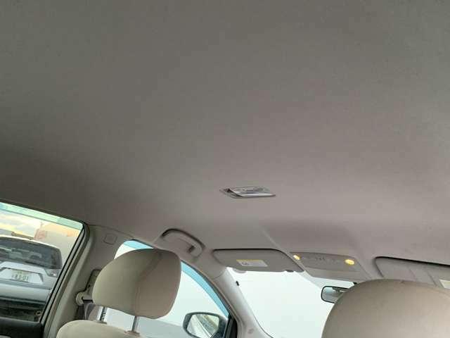 天井も汚れなくきれいですよ(^○^)