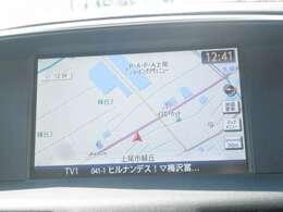 メーカー装着HDDナビ付きです。フルセグTV、音楽録音機能付きです。