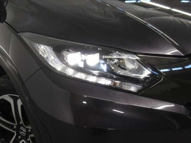 ◆LEDヘッドライト◆ LEDライトは、明るく視認性が良く、省エネで環境にもやさしいヘッドライトです!