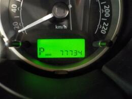 走行距離は78000キロです!まだまだ乗れます!