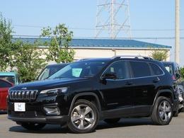 ジープ チェロキー リミテッド 4WD 新車保証1オーナ ACC ナビBカメラ地デジ