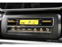 エアコンはオートエアコンでお好みの温度調整が出来、オールシーズン快適にドライブできます!楽しさ倍増ですよ♪