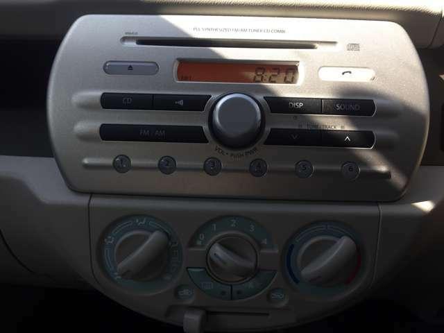 ラジオ。エアコンパネル!!