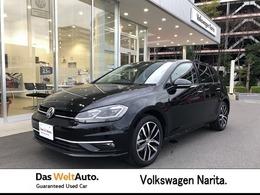 フォルクスワーゲン ゴルフ TSI ハイライン テック エディション VW認定中古車 ACC機能付 リヤカメラ
