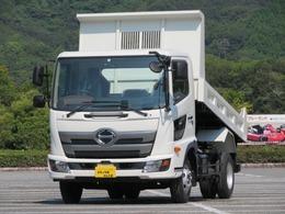日野自動車 レンジャー 3.65t ダンプ 内寸-長340x幅206x高32
