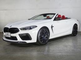 BMW M8カブリオレ コンペティション 4WD レーザーライト
