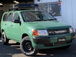 トヨタ プロボックスバン 1.3 DXコンフォートパッケージ 新品シートカバー新品MTタイヤ カスタム