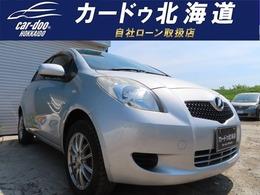 トヨタ ヴィッツ 1.3 U 4WD 光触媒抗菌・ドラレコミラーナビPスタート
