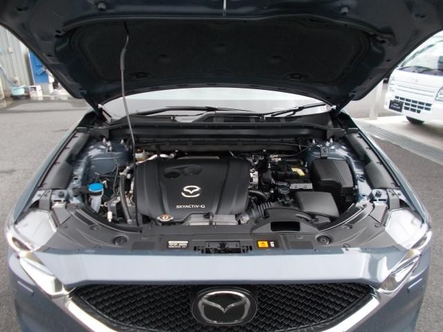 余裕の2.5リッターガソリンエンジン!パワーと静粛性に優れたスカイアクティブ2.5G!ココロ踊る爽快な走りを!!