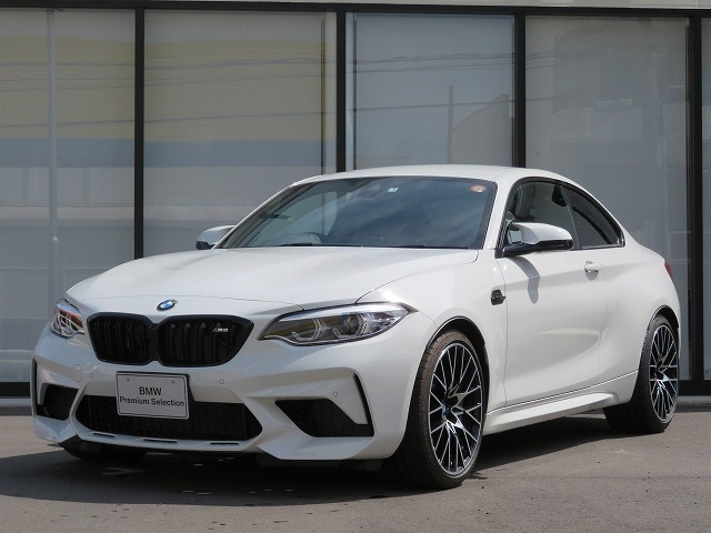 M2 Coupe Competition 6MT