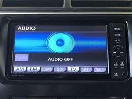 お好みのオーディオソースで好きなBGMを聴きながら楽しくドライブしましょう♪