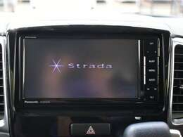 社外メモリーナビ(パナソニック CN-RE03WD) フルセグTV CD&DVD再生 音楽録音 Bluetooth♪