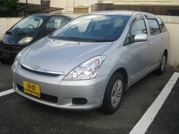 トヨタ ウィッシュ 1.8 X 7人乗りキーレス車検整備渡し