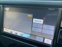 Bluetoothが使用できますので携帯電話と接続でき、お気に入りの音楽を車内で視聴する事が可能となっております♪退屈致しませんのであると便利な機能ですね♪