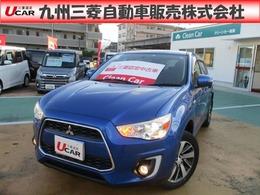 三菱 RVR 1.8 G 三菱認定中古車保証1年付2WD