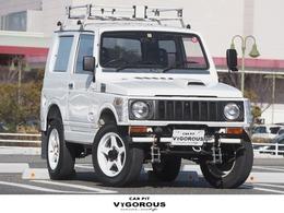 スズキ ジムニー 660 HC 4WD リフトアップ 16AW 社外グリル社外バンパー