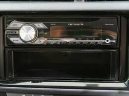 ●社外CDオーディオ『お好きな音楽を聞きながらのドライブも快適にお過ごしいただけます。』