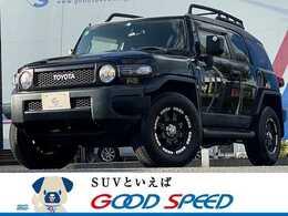 米国トヨタ FJクルーザー 4.0 4WD ナビ クルコン 4WD デフロック ETC Bカメ