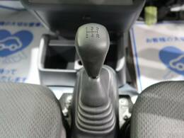 ☆5速マニュアルトランスミッション☆5速MTです♪操作性も良く、運転しやすいですよ♪