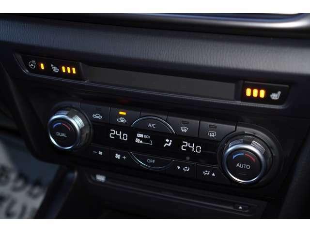 Bプラン画像:【オートエアコン】が装備されております。大変便利な機能でございます。また【シートヒーター】【ステアリングヒーター】が装備されております♪