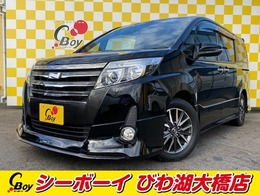 トヨタ ノア 2.0 Si WxB 両側自動ドア クルコン 禁煙車