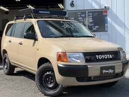 トヨタ プロボックスバン 1.3 DXコンフォートパッケージ 新品ルーフラック 新品MTタイヤ カスタム