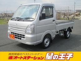 スズキ キャリイ 660 KCエアコン・パワステ 3方開 4WD 運転席&助手席エアバック ABS