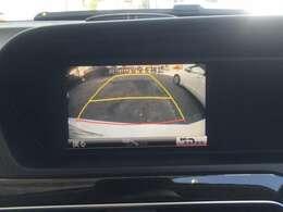バックモニターで駐車が苦手な人の強い味方!後ろの様子が確認できます