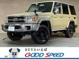 トヨタ ランドクルーザー70 4.0 4WD ワンオーナー ナビTV デフロック 5速MT