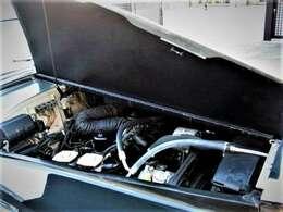 V8 OHV 6230cc  エンジン 4速コラムAT