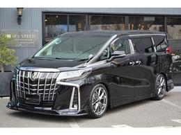 トヨタ アルファード 2.5 S Cパッケージ ZEUS新車カスタム ムーンルーフ 9型DA