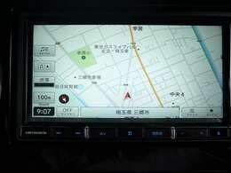 基本プランにて、最新カロッツェリア7型フルセグTVナビゲーションが装備されます。CD/DVD/MSV/Bluetoo が利用できます。ステアリングスイッチとも連動し、運転中の操作もお手軽に行えます。