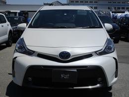 トヨタ プリウスα 1.8 S チューン ブラックII 登録済未使用車 LEDヘッドライト