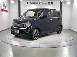 ホンダ N-WGN カスタム 660 L ターボ ホンダ センシング 当社試乗車 新車保証継承 フルセグナビ