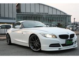 BMW Z4 sドライブ 23i ハイラインパッケージ MARVIN Fスポイラー ローダウン 19AW