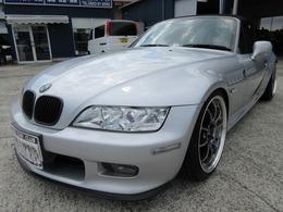 BMW Z3 ロードスター 2.0 アドバン18インチアルミ XYZ車高調